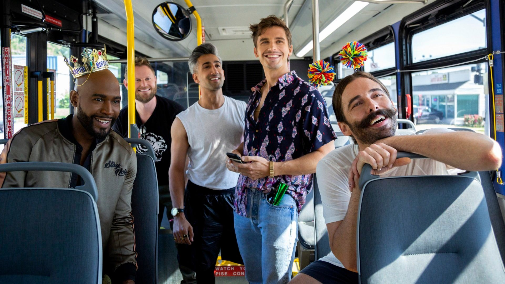 CAN'T WAIT: Here's Everything That's Coming To Netflix In March (Including Queer Eye Season