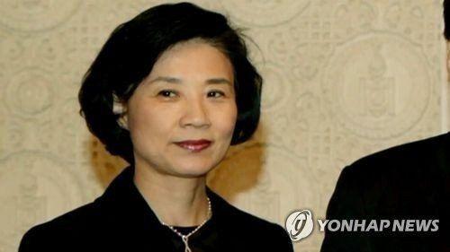 H κυρία Λι Μιουνγκ-Χε,...