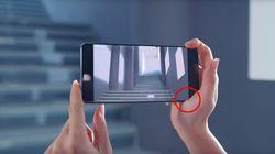 갤럭시의 손떨림 방지 광고 영상에는 작은 참사가