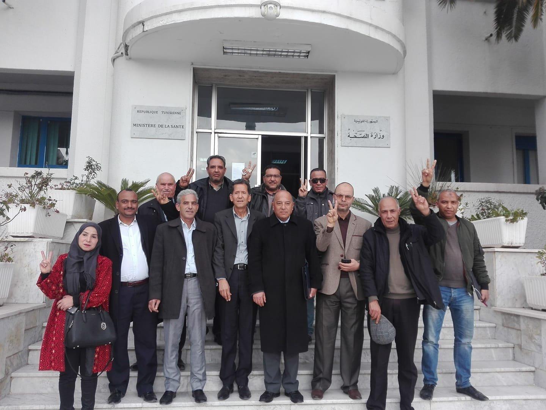 Grève générale des hôpitaux publics le 12 mars