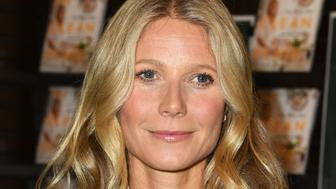 LOS ANGELES, CALIFORNIA - JANUARY 14: Gwyneth Paltrow Signs Copies Of Her New Book 'The Clean Plate' at Barnes & Noble at The Grove on January 14, 2019 in Los Angeles, California. (Photo by Jon Kopaloff/Getty Images)
