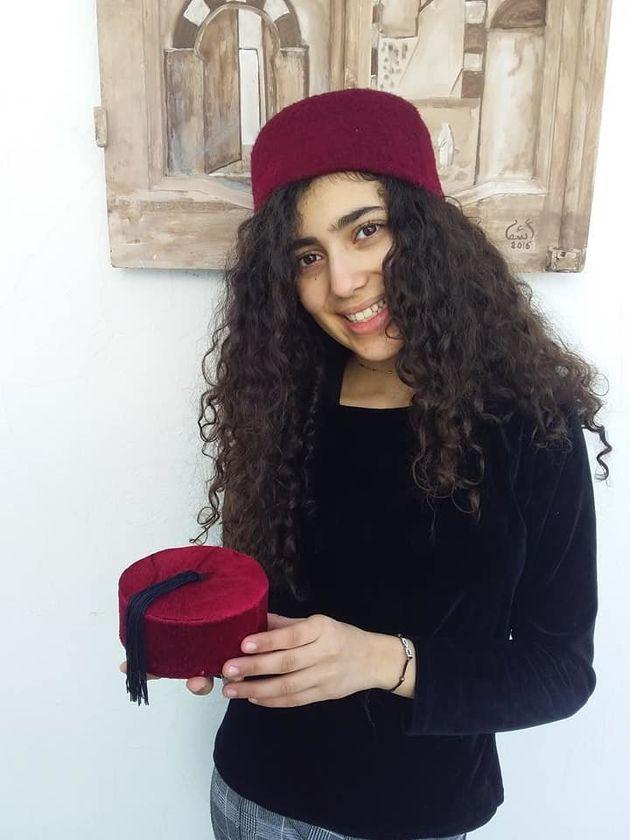 Âgée de 13 ans, cette tunisienne est déjà chef