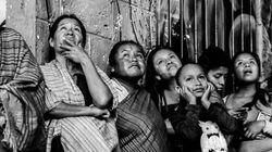 Estas fotos da sessão de 'Roma' em uma comunidade indígena dão um quentinho no
