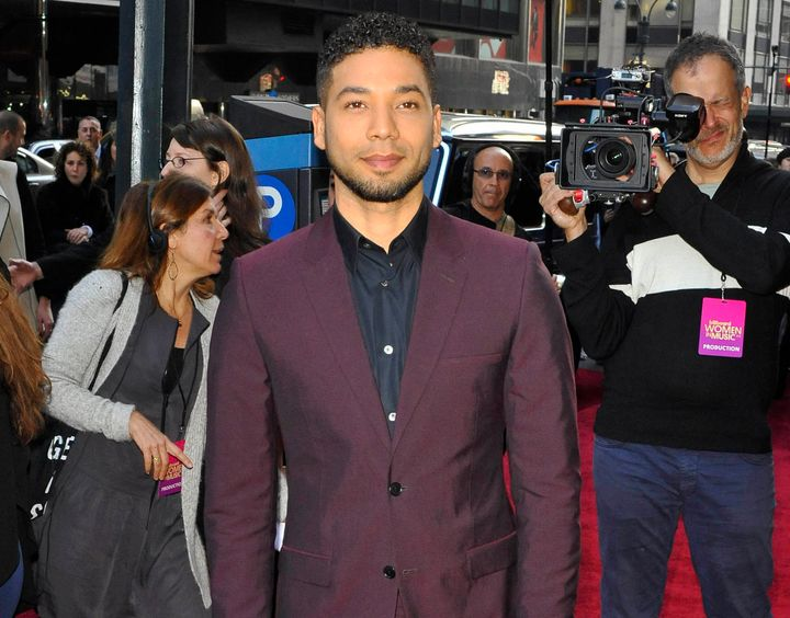 "Police allege Jussie Smollett staged the attack because he was ""dissatisfied"" with his ""Empire"" salary."