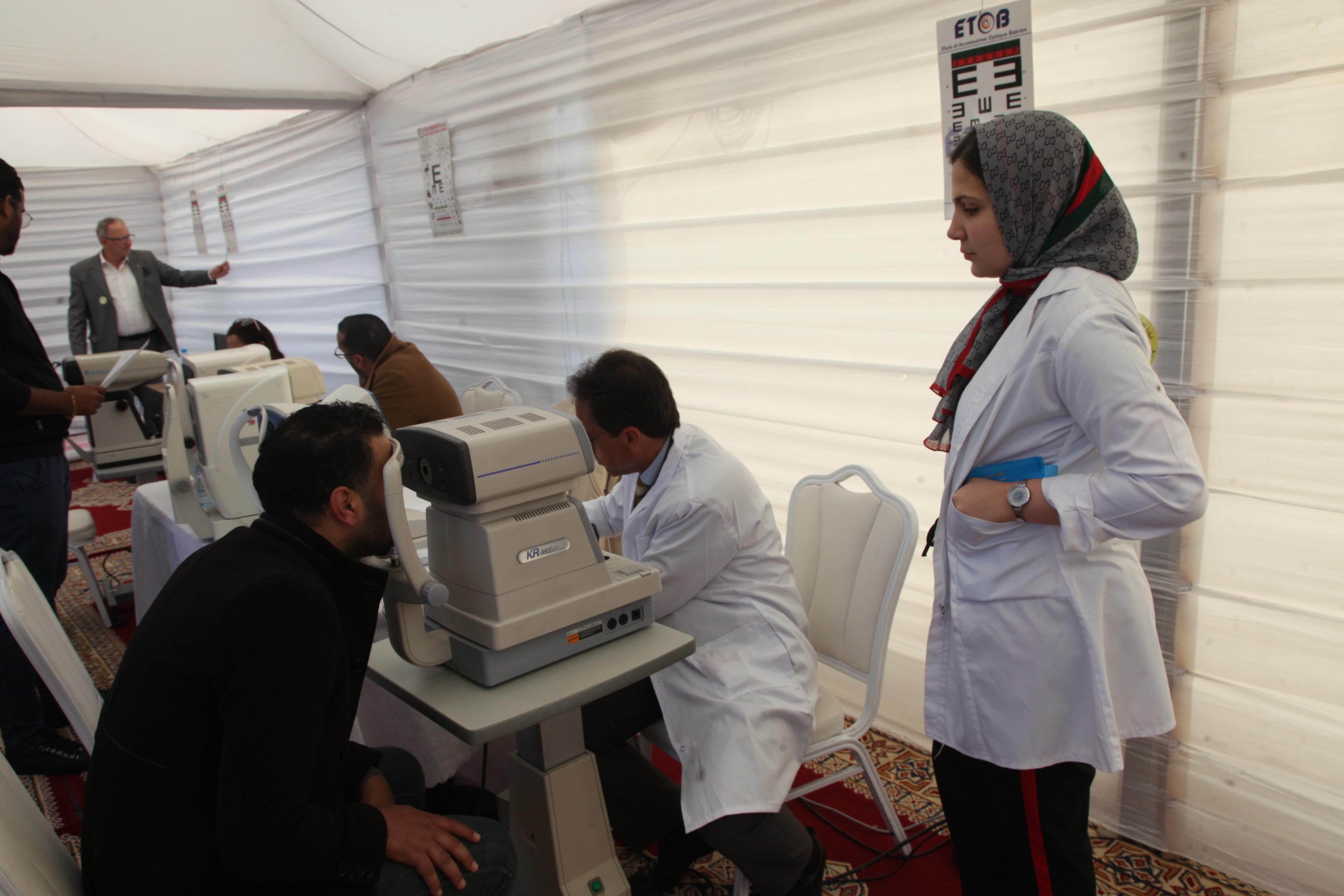Les ophtalmologistes libéraux dénoncent cette campagne de santé