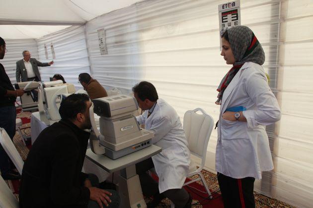 Les ophtalmologistes libéraux dénoncent une campagne de santé visuelle menée par des opticiens dans les...