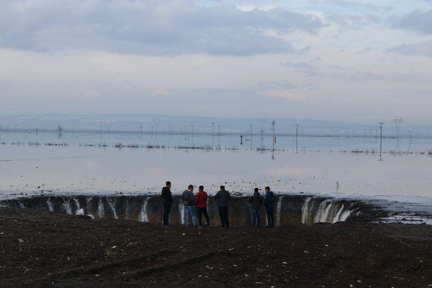 Τουρκία: Γιγάντιες καταβόθρες ανοίγουν η μία μετά την άλλη σε διαφορετικές περιοχές