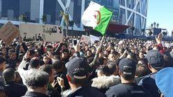 Manifestations anti-5e mandat dans plusieurs