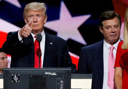 New York Prosecutors Will Charge Manafort In Bid To Prevent Trump Pardon Reports
