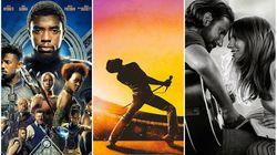 Os cartazes sinceros dos indicados ao Oscar