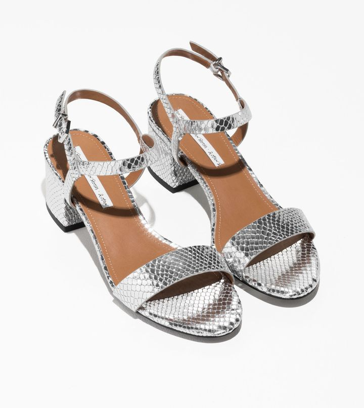 3077696e1b9 ... others.   Other Stories.   Other Stories strappy heeled sandals ...