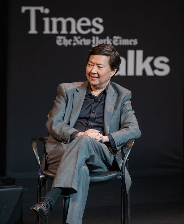 Ken Jeong tells an uplifting story of Asian-Americans in Hollywood helping each other