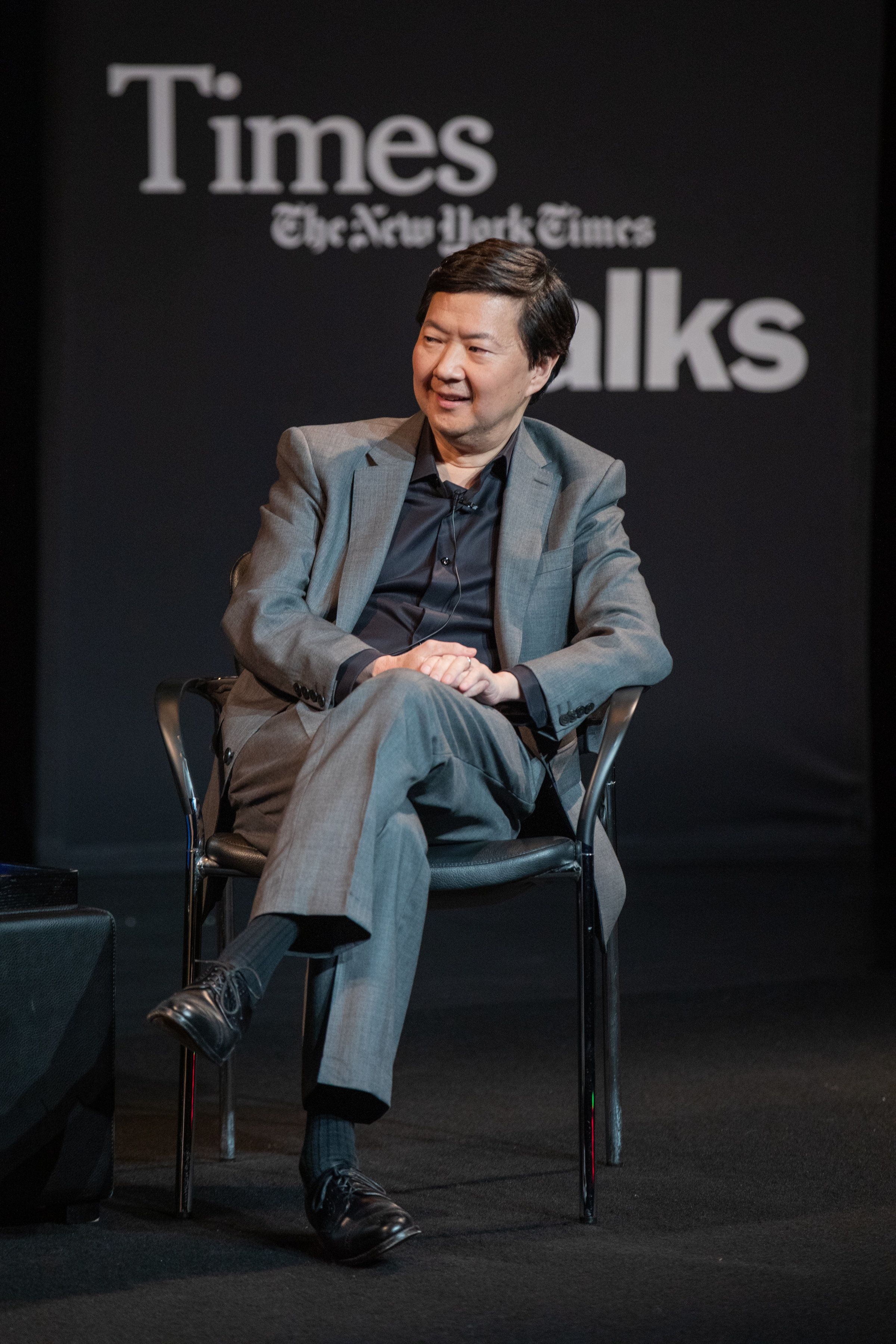 Ken Jeong tells an uplifting story of Asian-Americans in Hollywood helping each other out.