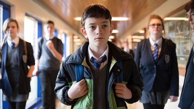 O jovem Conor, de 13 anos, trazlições importantes sobre como lidar com a perda iminente...