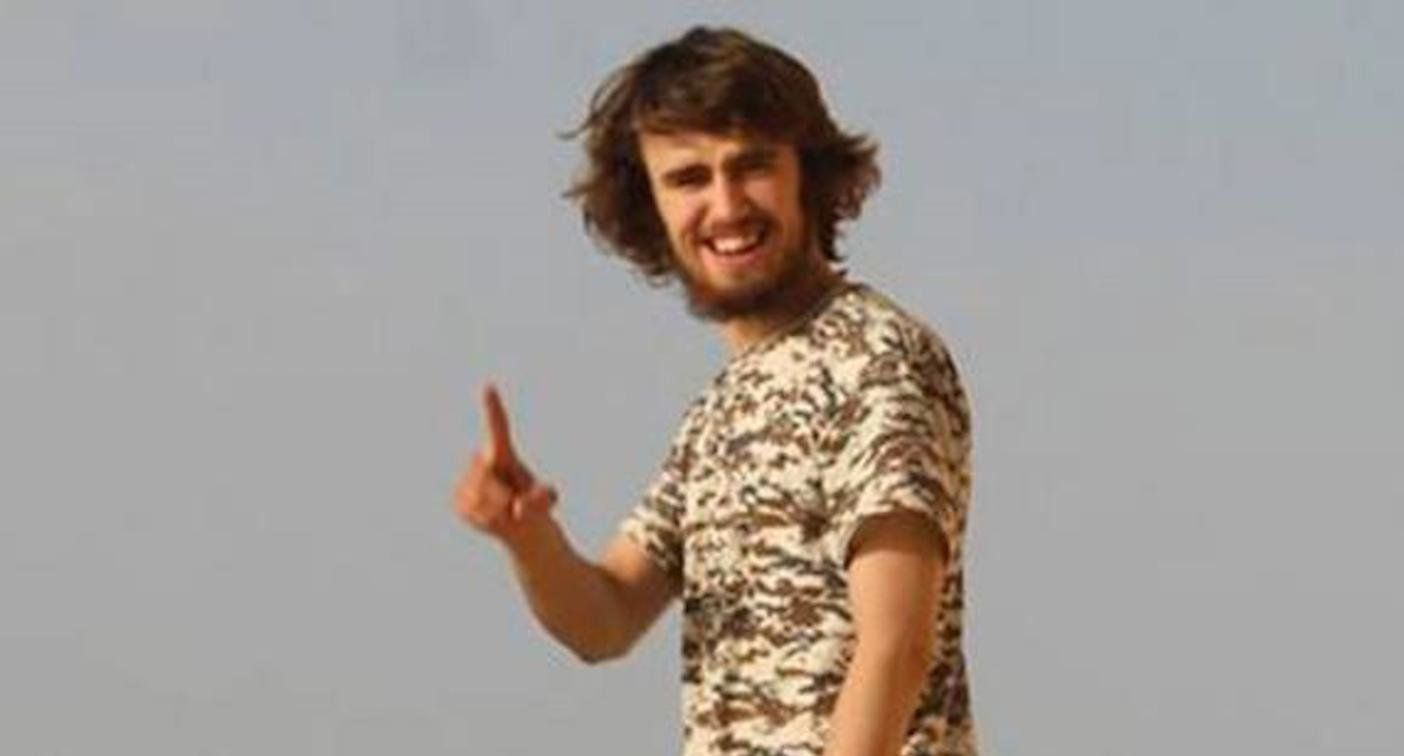 Jihadi Jack reveals: