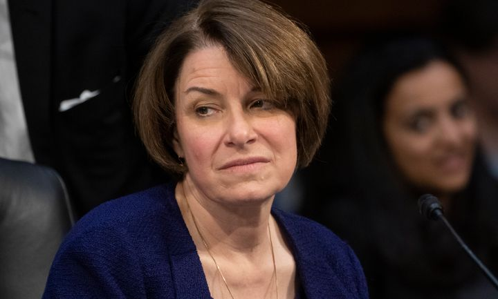 Sen. Amy Klobuchar (D-Minn.) had trouble hiring a presidential campaign manager because of her reputation for mistreating her