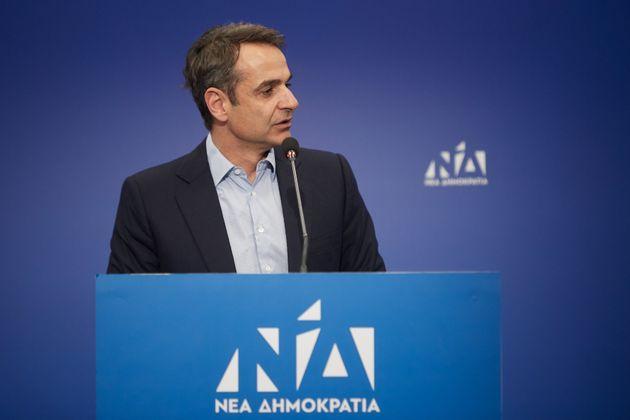 Μητσοτάκης: Το ρολόι των εκλογών μετρά αντίστροφα. Στόχος μας να αλλάξουμε την Ελλάδα