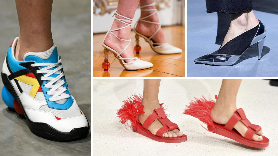7 Spring Shoe Trends You're About To Be