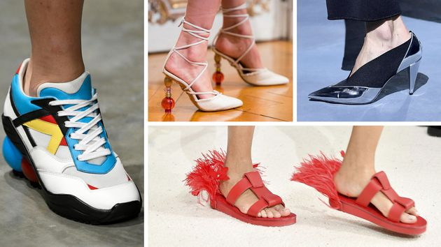 7 Spring Shoe Trends You're About To Be Seeing