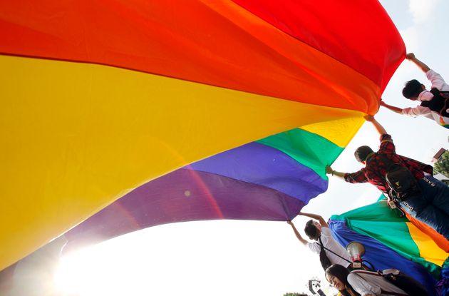 대만이 아시아 국가로는 최초로 '동성결혼법' 초안을