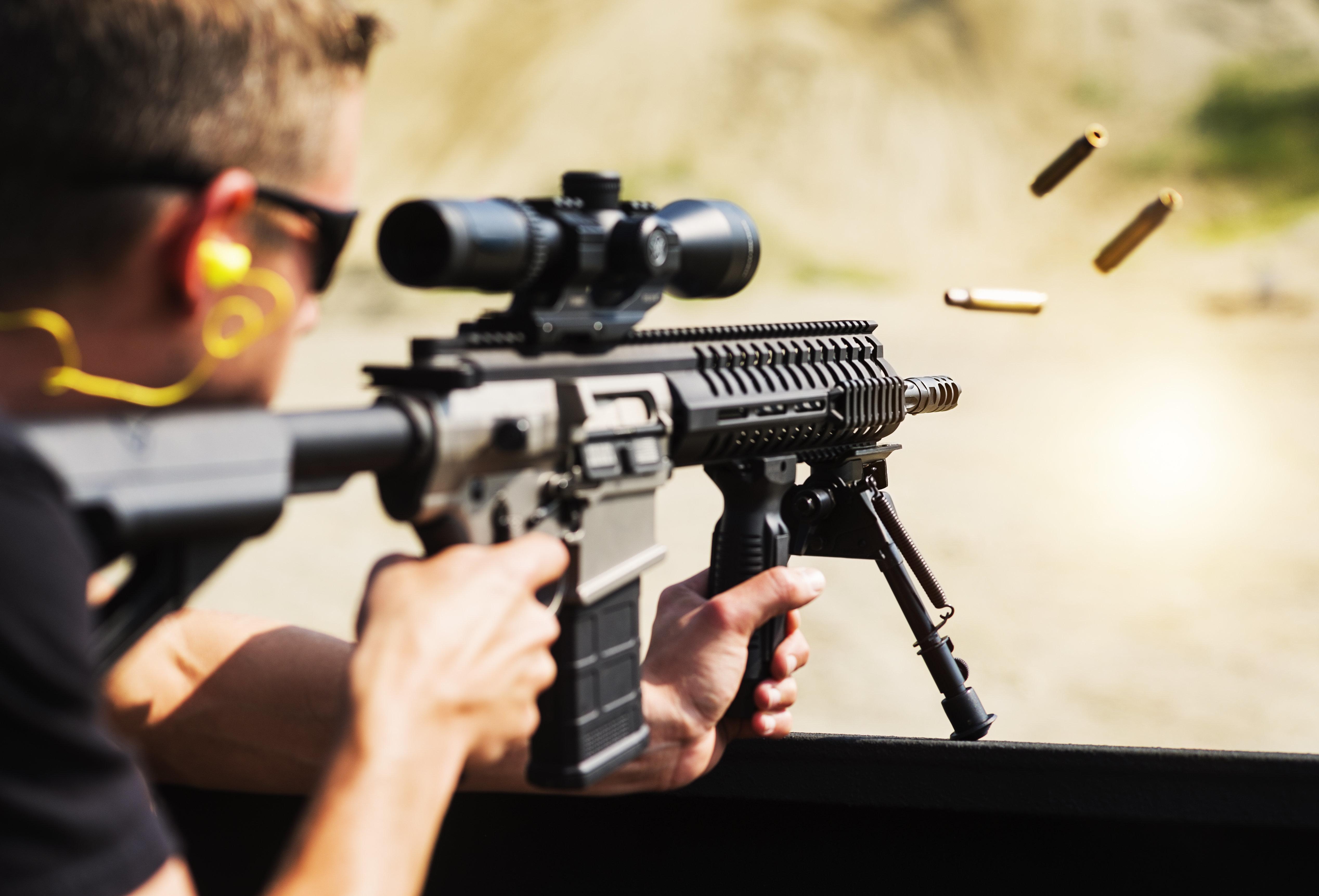 Cop Coup: Sheriffs Refuse To Enforce Washington Crackdown On Assault-Style Rifles