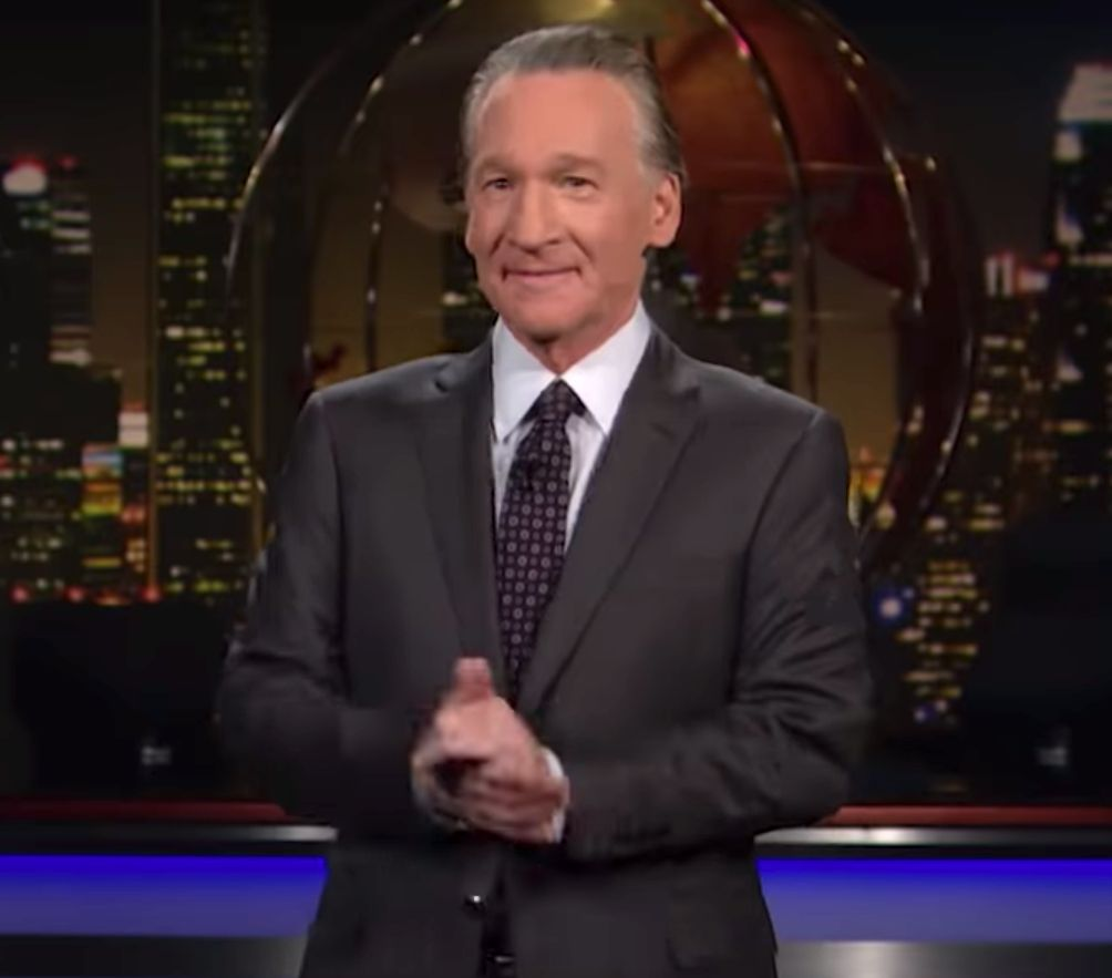 Bill Maher Suggests How Every News Story About 'Narcissistic' Donald Trump Should Begin