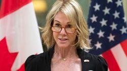 Kelly Knight Craft nommée ambassadrice à l'ONU par Donald