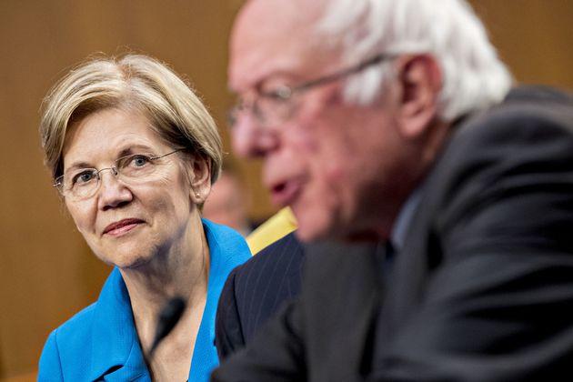 지지자들이 '2020년 대선 적임자는 버니 샌더스'라고 여전히 믿는
