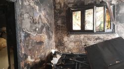 Πώς μία φωτιά από πολύμπριζο άφησε χωρίς σπίτι μία οικογένεια στην