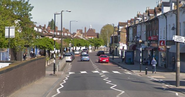 The incident happened on Footscray Road, Eltham, at midnight on