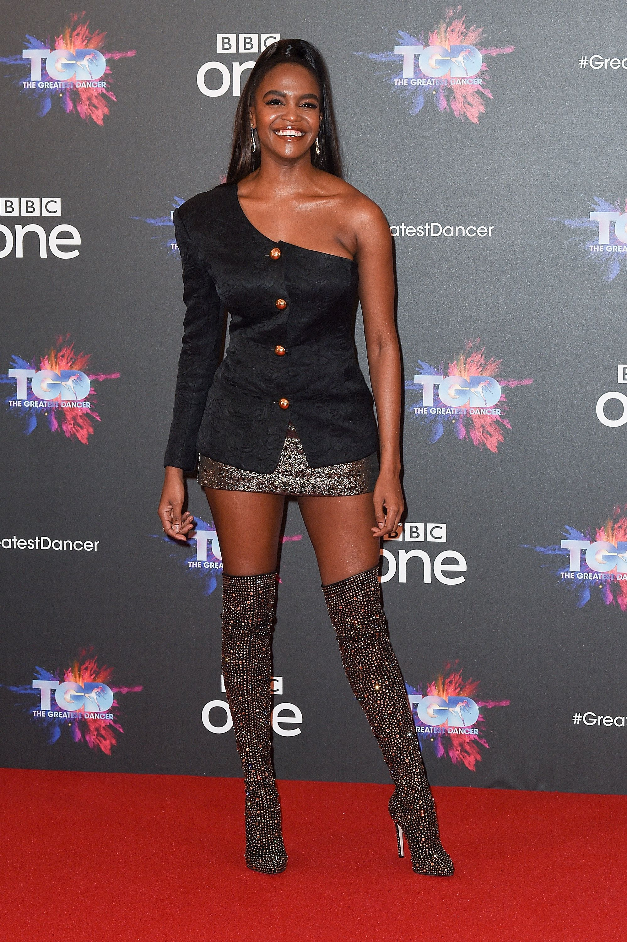 STRICTLY THE ONE: Oti Mabuse Lands Big New Presenting