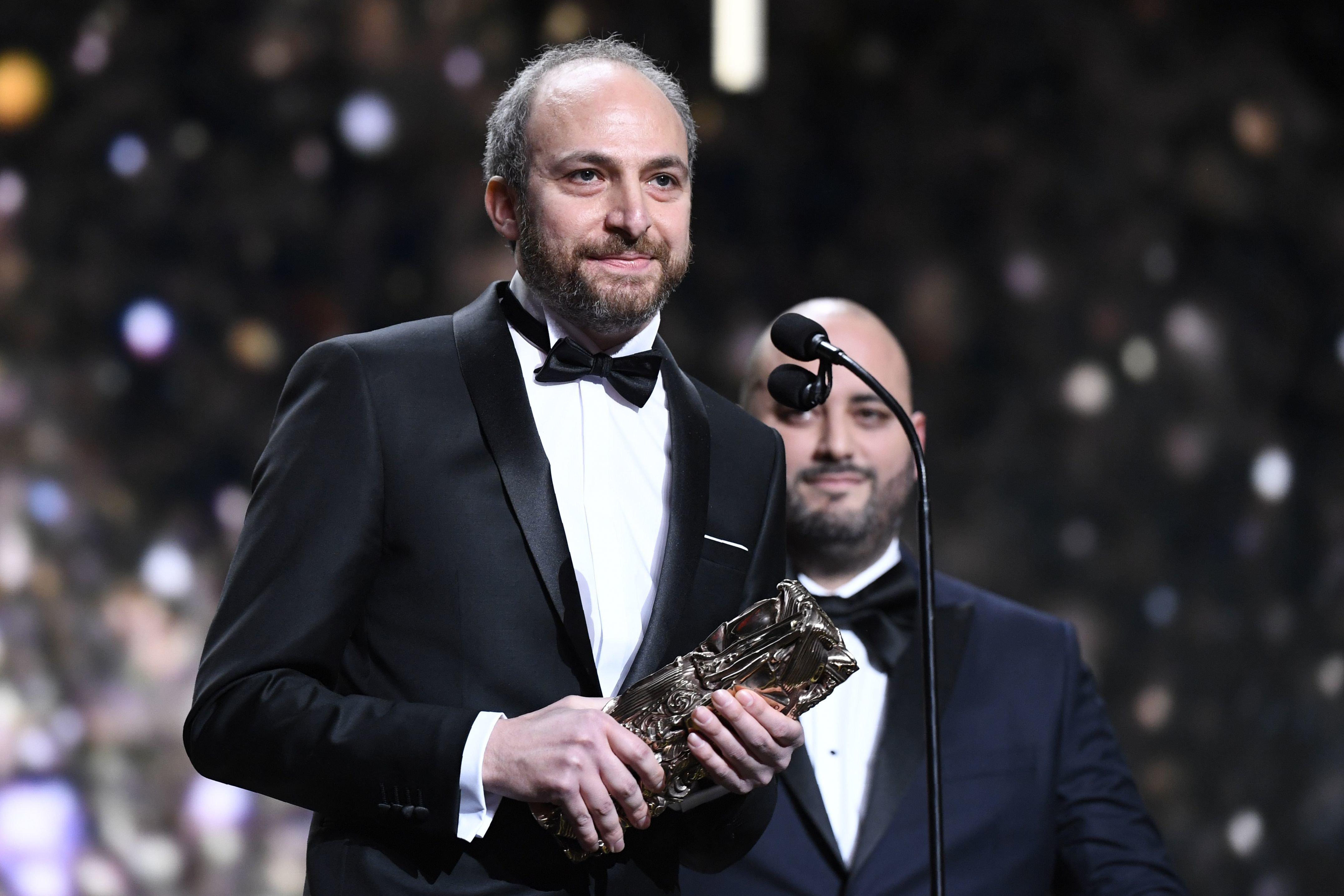 Στον Γιώργο Λαμπρινό το Σεζάρ Καλύτερου Μοντάζ για την ταινία, «Μετά το