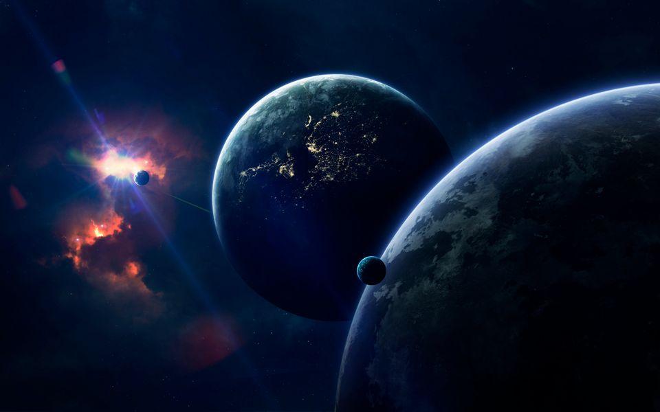 Ο Ήλιος, η Γη και οι άλλοι