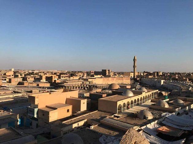 A El Oued, on n'a pas manifesté mais le 5e mandat on n'en veut