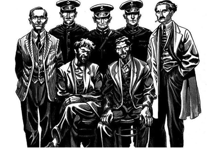 Αδελφοί Ρετζαίοι: Η ζωή και ο θάνατος των τελευταίων λήσταρχων των ελληνικών