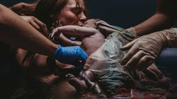 Les 25 meilleures photos de naissance de