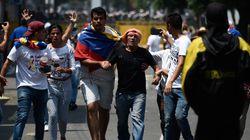 Στρατός κατά διαδηλωτών στη Βενεζουέλα για την ανθρωπιστική βοήθεια της