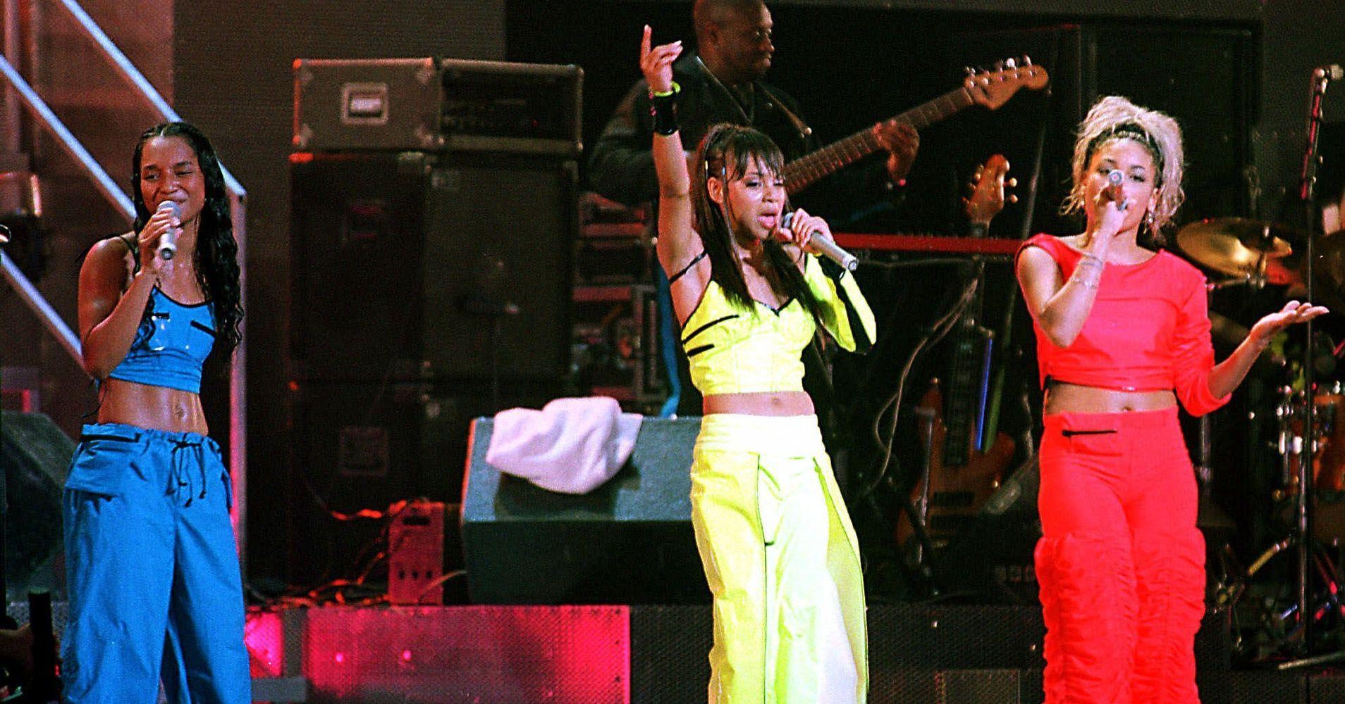 Resultado de imagem para TLC - FanMail Tour (1999)