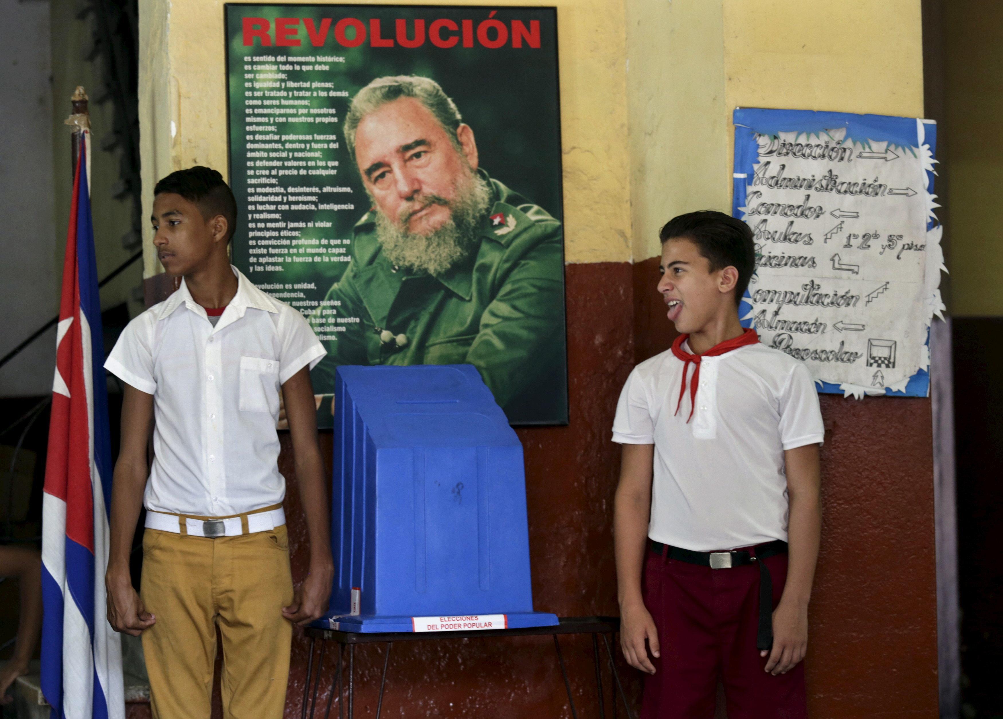 Κάλπες για το Σύνταγμα στην Κούβα: Σοσιαλισμός και μετά την