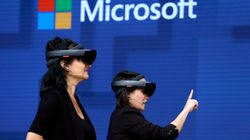 Microsoft Workers Protest Use Of HoloLens Headsets For