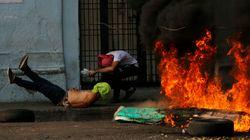 베네수엘라 국경서 유혈사태로 4명