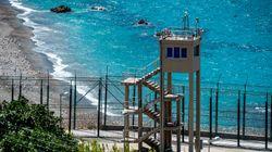 Όλο και πιο ψηλός ο φράχτης μεταξύ Ισπανίας -Μαρόκο που εμποδίζει τη διέλευση