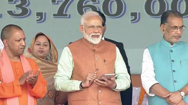 Modi Launches Cash Transfer Scheme PM-KISAN For Farmers, BJP Says Don't Question