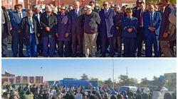 Adrar: La Direction de campagne de Bouteflika surprise par des contestataires contre le 5e