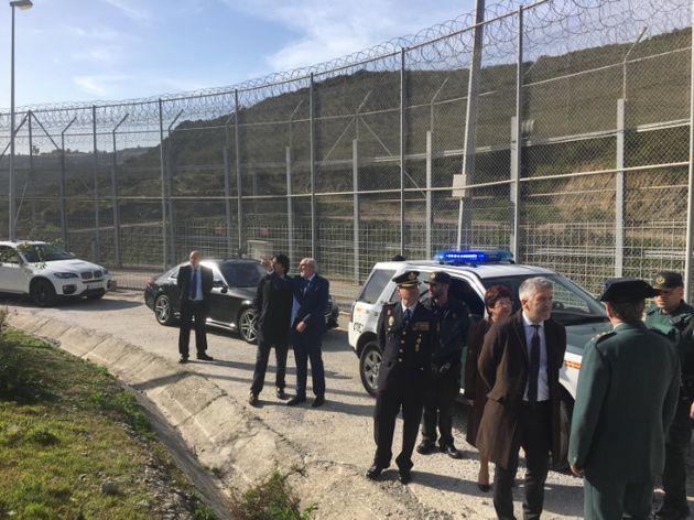 Migration: l'Espagne augmentera la hauteur des clôtures frontalières à