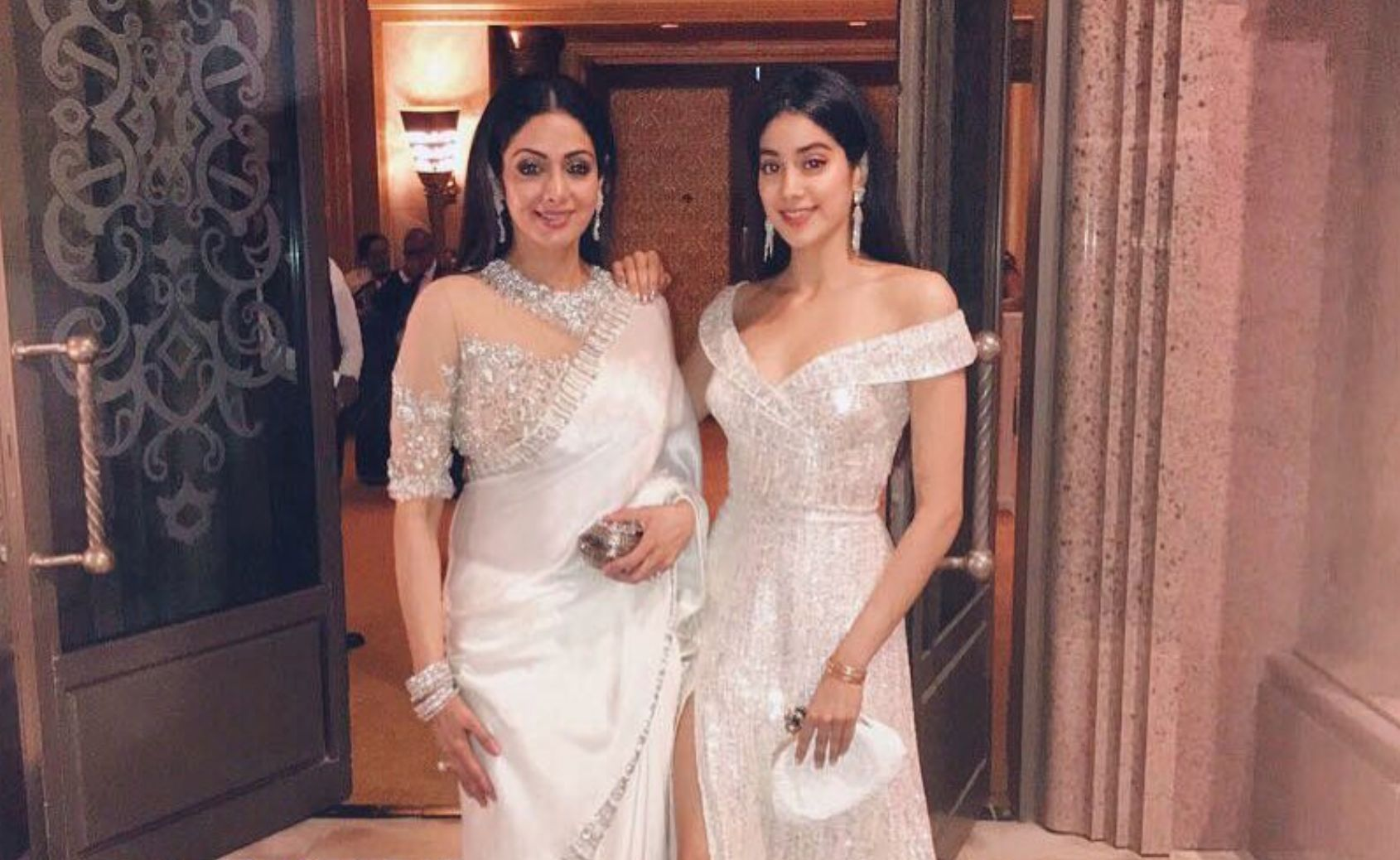 'My Heart Will Always Be Heavy': Janhvi Kapoor On Sridevi's First Death