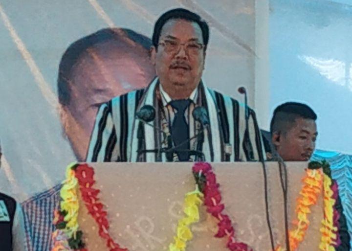 Arunachal Deputy CMChowna Mein