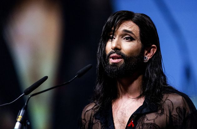 So sieht Conchita Wurst nicht mehr