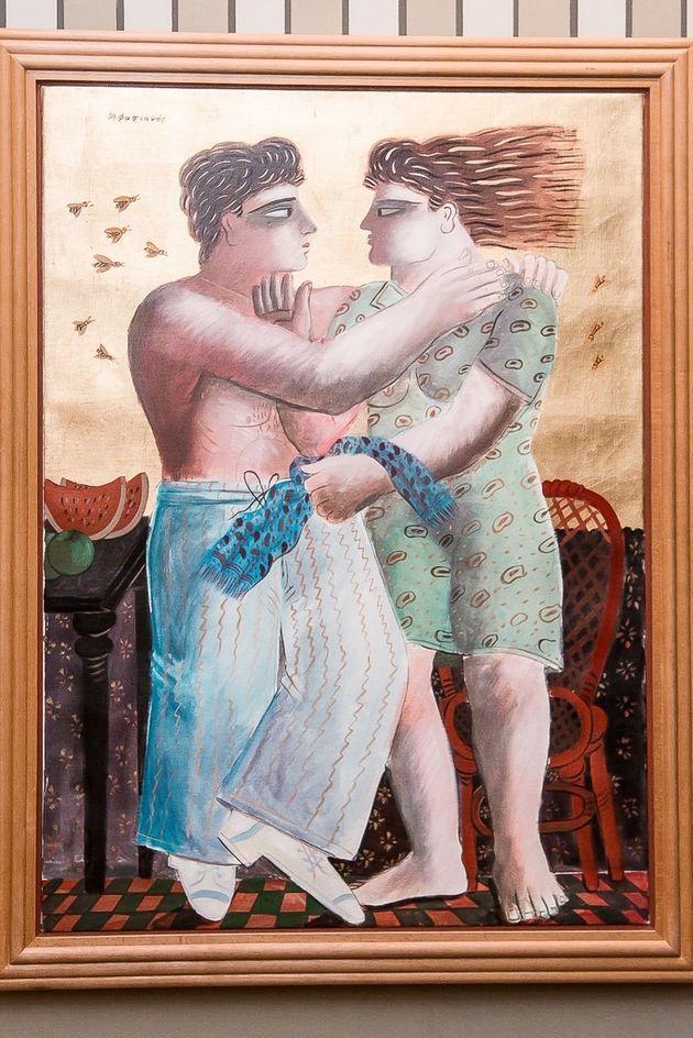 «Αριστουργήματα της ελληνικής ζωγραφικής του 20ου αιώνα από τον Παρθένη στον