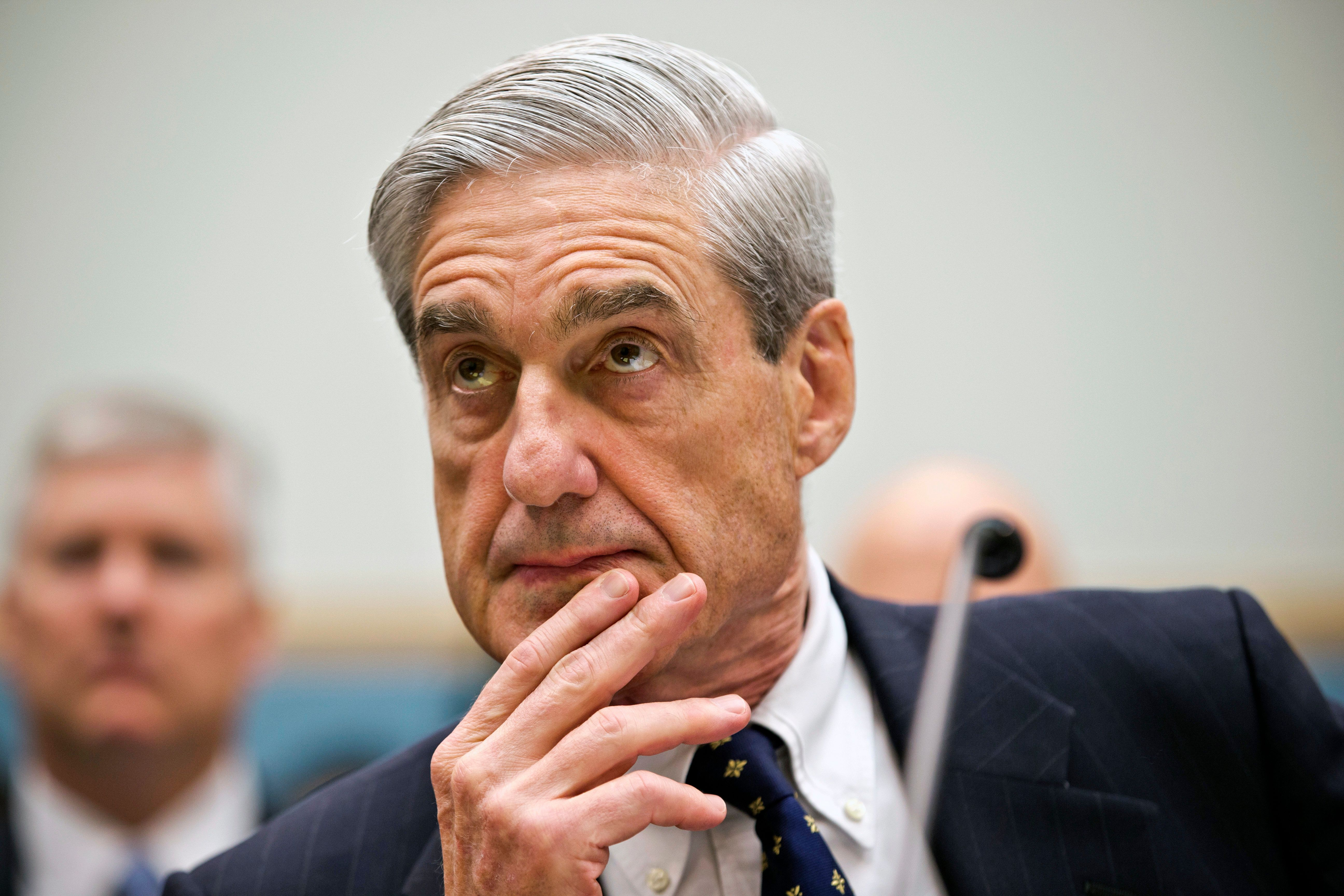 What Time Is The Mueller Report?